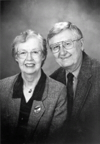 Jack and Winnie Baldwin