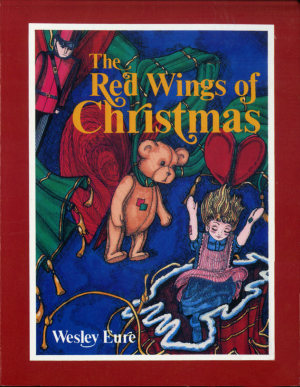 RED WINGS OF CHRISTMAS, THE: Audiocassette