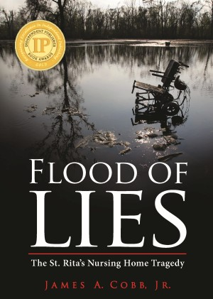 FLOOD OF LIES  The St. Rita's Nursing Home Tragedy  pb Edition