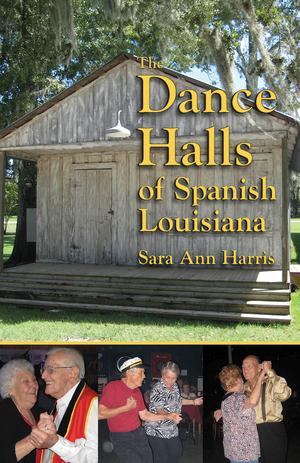 Sara Ann Harris Book Talk @ Jefferson Parish East Bank Regional Library