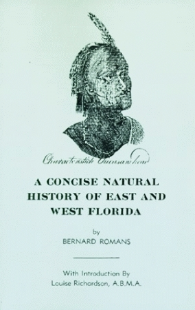 CONCISE NATURAL HISTORY OF EAST AND WEST FLORIDA, A