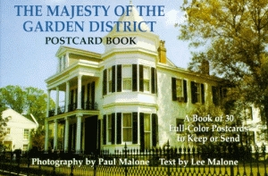 MAJESTY OF THE GARDEN DISTRICT POSTCARD BOOK, THE