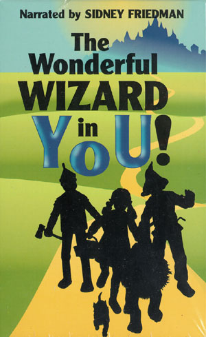 WONDERFUL WIZARD IN YOU! AUDIOCASSETTE