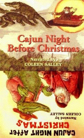 CAJUN NIGHT BEFORE/AFTER CHRISTMAS Audiocassette