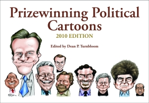 PRIZEWINNING POLITICAL CARTOONS  2010 Edition