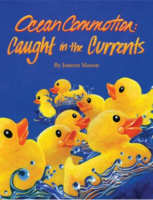 OCEAN COMMOTION  Caught in the Currents