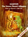 GASTON® THE GREEN-NOSED ALLIGATOR COLORING BOOK