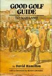 GOOD GOLF GUIDE TO SCOTLAND