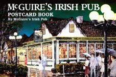 McGUIRE'S IRISH PUB POSTCARD BOOK