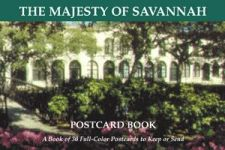 MAJESTY OF SAVANNAH POSTCARD BOOK, THE