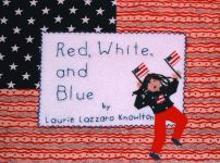 RED, WHITE, AND BLUE (PB)