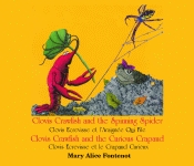 CLOVIS CRAWFISH AND THE SPINNING SPIDER/  CLOVIS CRAWFISH AND THE CURIOUS CRAPAUD CD