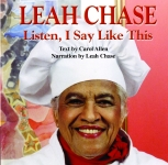 LEAH CHASE: Listen, I Say Like This CD