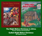 NIGHT BEFORE CHRISTMAS IN AFRICA, THE / GULLAH NIGHT BEFORE CHRISTMAS CD